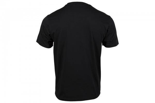 KENZO T-SHIRT CROSS LOGO BLACK