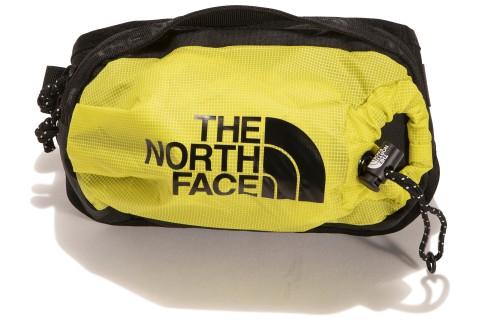 THE NORTH FACE BOZER HIP 2L SULPHUR GREEN